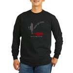 Under the Dome Cow Tipping Long Sleeve T-Shirt