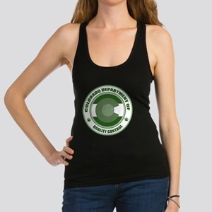 Quality Control Racerback Tank Top