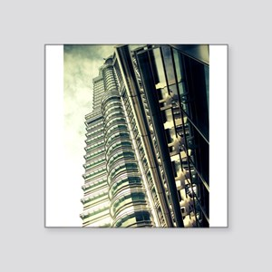 Petronas Towers Singapore Sticker