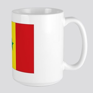 Flag Senegal Large Mug