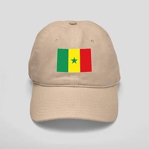 Flag Senegal Cap