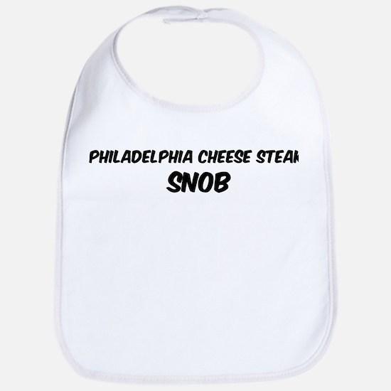 Philadelphia Cheese Steak Bib