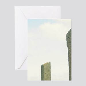 Standing Stones Scotland 3 Greeting Cards