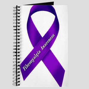 Fibro Awareness Ribbon Journal
