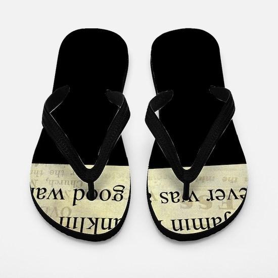 September 11th Flip Flops
