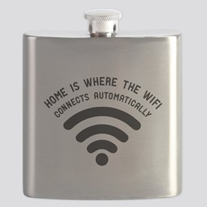 Home is where the wifi Flask