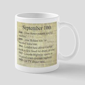 September 10th Mugs