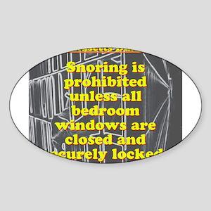 Massachusetts Dumb Law #6 Sticker