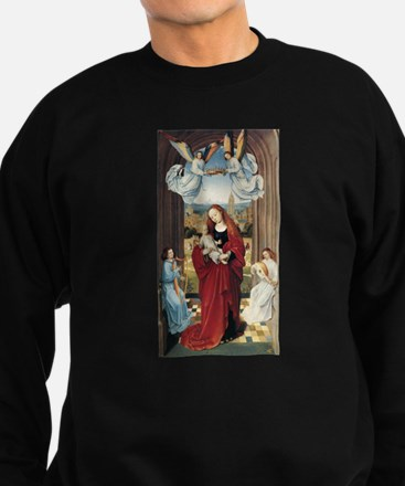15th Centruy - Virgin and Child With Angels Sweats
