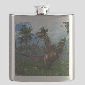 Tyrannosaurus 3 Flask