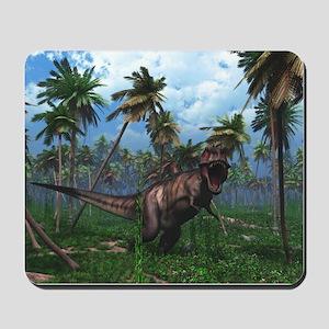 Tyrannosaurus 3 Mousepad