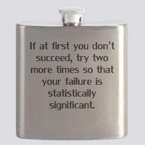 If At First You Don't Succeed Flask