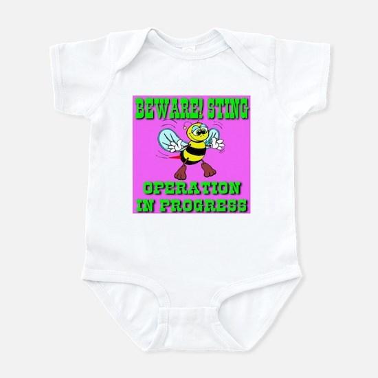 Beware! Sting Operation In Pr Infant Bodysuit