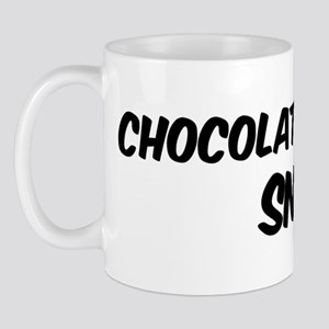 Chocolate Mousse Mug