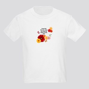 Gods Flowers T-Shirt