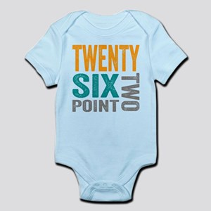 Twenty Six Point Two Marathon Motivation Body Suit