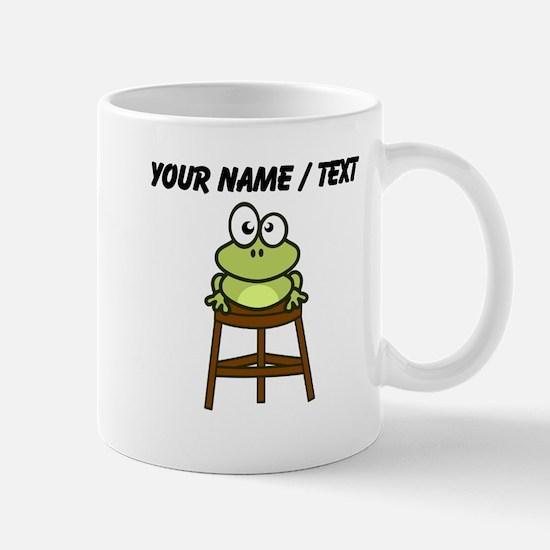 Custom Toad Stool Mugs