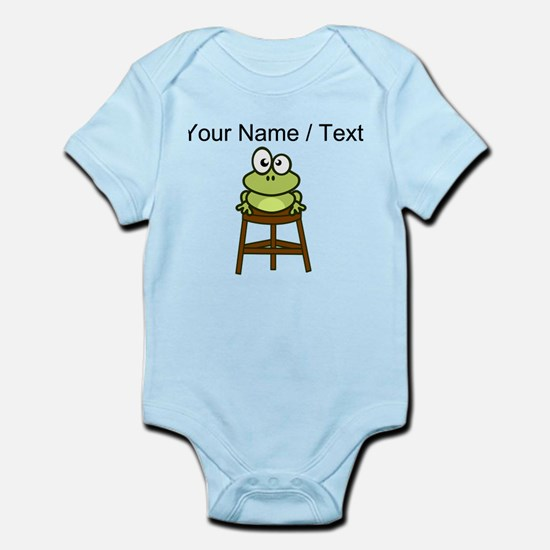 Custom Toad Stool Body Suit