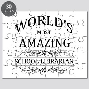 World's Most Amazing School Librarian Puzzle