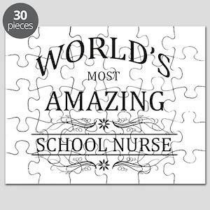 World's Most Amazing School Nurse Puzzle