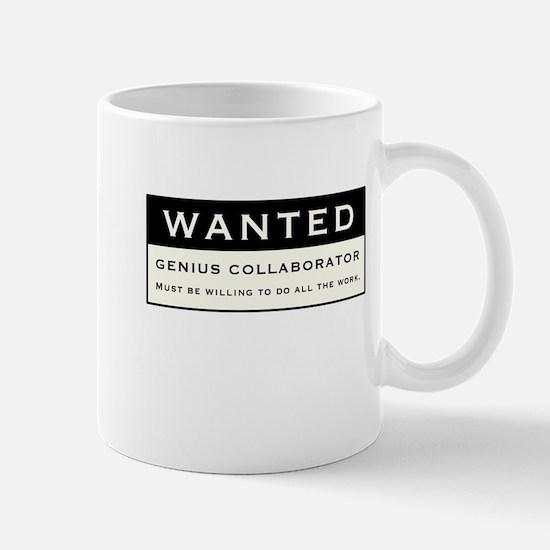 Genius Collaborator Mugs