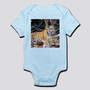 Tiger in the woods Infant Bodysuit