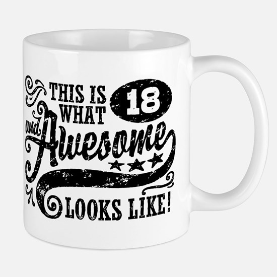 18th Birthday Mug