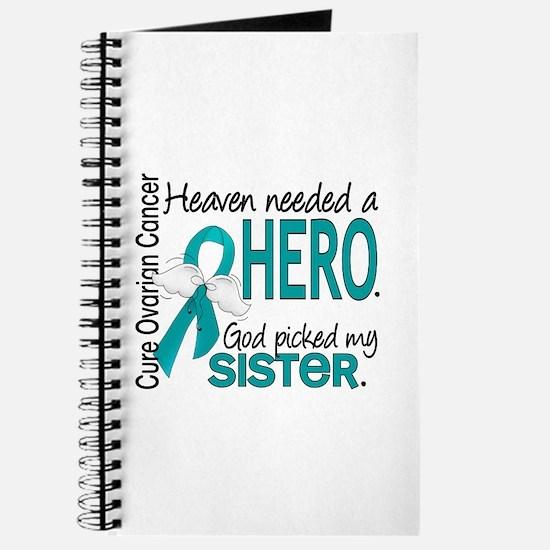 Ovarian Cancer Heaven Needed Hero 1.1 Journal