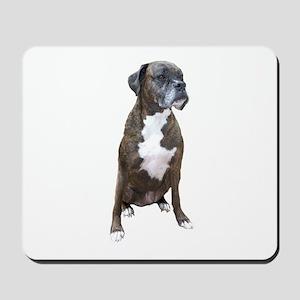 Boxer (brindle2) Mousepad