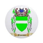 Francucci Ornament (Round)