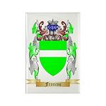 Francou Rectangle Magnet (100 pack)