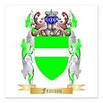 Francou Square Car Magnet 3
