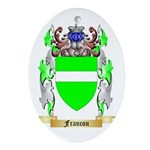 Francou Ornament (Oval)