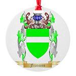 Francone Round Ornament