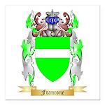 Francone Square Car Magnet 3