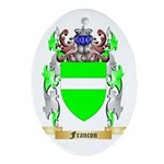 Francon Ornament (Oval)