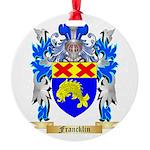 Francklin Round Ornament