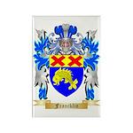 Francklin Rectangle Magnet (10 pack)