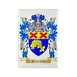 Francklin Rectangle Magnet (100 pack)