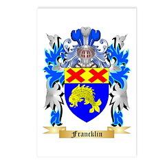 Francklin Postcards (Package of 8)