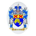 Francklin Ornament (Oval)