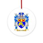 Francklin Ornament (Round)