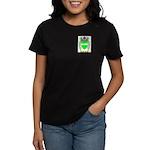 Franck Women's Dark T-Shirt