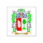 Franciskiewicz Square Sticker 3