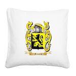 Francis Square Canvas Pillow