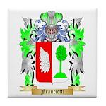 Franciotti Tile Coaster