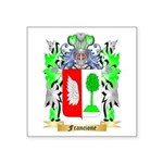 Francione Square Sticker 3