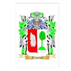 Francioli Postcards (Package of 8)