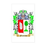 Francino Sticker (Rectangle)