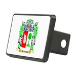 Francino Rectangular Hitch Cover